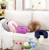 amazing comfort - Home Textile Pillow Comforts Travel body Total Amazing Versatile Massage Memory Foam Nursing Pillows U Neck Slow Rebound belt bedding set