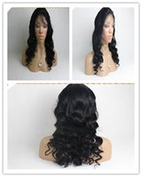 Wholesale 2016 New Wigs Human Hair Wigs Wigs For Black Women Lace Front Wigs Six Colors Seven Sizes Of Wigs Curly Wigs