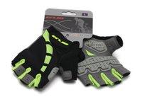 Wholesale WOSAWE GEL Half Finger Anti Slip Cycling Gloves Mtb Bike Bicycle Mittens guantes ciclismo racing luvas sport bicicleta