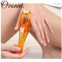 Wholesale Mini Finger Joint Massager Stick for Blood Circulation With Delicate Rollers Elastic Handle Relax Finger