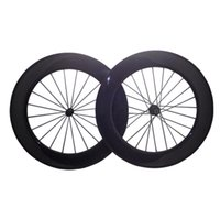 Wholesale 88mm Depth c Carbon Fiber Bike Wheels Shimano Speed mm Carbon Clincher Wheels for Road Bike Powerway R13 Hub