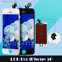 Cheap LCD Screen Panels for iphone 5s 5C 5 lcd Best AA for iphone LCD screen 5S 5G 5C lcd touch panel