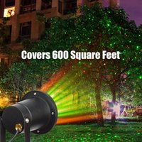 Wholesale Christmas LED Wall Decoration Laser Light Outdoor IP65 Waterproof Laser Stage Light Indoor Decoration Lighting Garden Spotlights