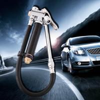 air chuck gauge - New quot Commercial Dual Head Tire Inflator Air Chuck w Pressure Gauge Car Truck DJ0036
