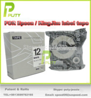 Wholesale 10pcs mm KINGJIM label tape kingjim cartridge in different colors for lw lw400 cartridge bearing cartridge box