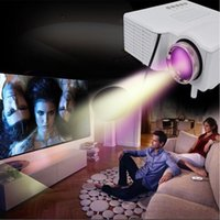 Wholesale Portable Mini HD LED Projector PC Laptop Home Cinema Theater Office VGA