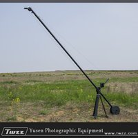 Acheter Vidéo jib-Twzz 300cm-600cm Camere Crane Jib Rocker Arm pour DSLR's Film Video Removable Livraison gratuite