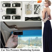 Wholesale High Quality Orange TPMS Car Tire Pressure Monitoring Systems