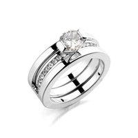 Wholesale Brand Rings for Women k GP Genuine Austrian Crystal Classic Rings BR0002
