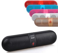 Cheap Hot sale Bluetooth Wireless Speaker Outdoor Sport Portable Stereo with Mic Hand-free For iPhone Samsung Tablet PC,Free shipping