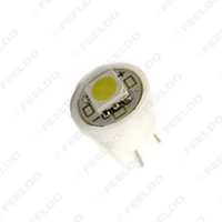 Wholesale Wholeasale DC12V White Car T10 Chip SMD LED Wedge Base Car LED Light Bulbs