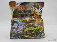 Wholesale 4D Launcher Grip Set Beyblade Metal Fusion D System constellation LOOSE Battle Top Set Masters Styles Kids Game Toys