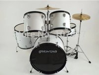 bateria musical - 2015 Time limited Rushed Inch drum Kit Bateria Eletronica Musical Drum Set Baqueta Adult Drum Authentic Jazz
