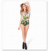 alice bikini - New Sexy Swimsuits Ladies Bikinis Alice and caterpillar swimsuit F33021