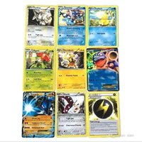 Wholesale 2016 Poke Trading Cards Games Break Point English Edition Anime Pocket Monsters Cards Toys
