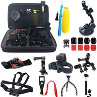 Wholesale Gopro Accessories in Accessories Kit Head Chest Mount Floating Monopod for GoPro Camera