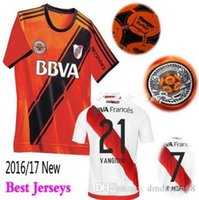 Wholesale CA River Plate football shirt Primera Division de Argentina CA River Plate Home away Soccer Jerseys El Mas Grande