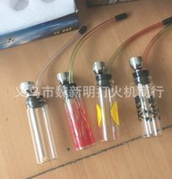 aq free - Creative high quality glass water pipe water pipe water pipes of filter pipe smoking set much money aq