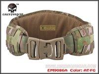 b c equipment - NEW EMERSON MOLLE Padded Molle Waist Belt Men Airsoft Combat Military Army equipment AT FG AOR2 AOR1 EM9086A B C