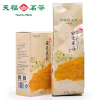Wholesale 200G Tenfu Chinese Organic Jasmine Scented Flower Green Tea