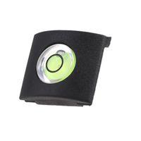 Wholesale Universal Photo Studio Accessories Bubble Spirit Level Gradienter Tester Hot Shoe Cover Protector for Nikon Canon DSLR Camera
