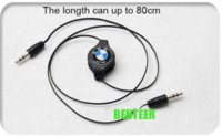 Wholesale M peroformance M emblem car aux cable for bmw F10 F15 F13 M3 M5 M6 X1 X3 X5 X6