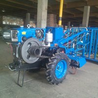 Wholesale Hot Sale Walking Tractor HP Farm Tractor Agricultural Machinery Cultivator Air Cooling