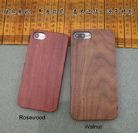 bamboo protection - Retro High Quality Wood Phone Cover Cases For Iphone s Plus Wooden Phone Case Real Bamboo Tpu Covers Shell plus Protection