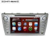 auto dvd toyota camry - DIN Car DVD Navigation for toyota camry dvd car to gps auto radio navigation Bluetooth Radio TV P