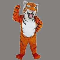 bengal tiger pictures - Actual Picture Bengal Tiger Mascot Costumes Halloween Christmas Birthday Party Dress Costume Adult outfit