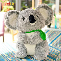 australian christmas - 30cm large Cinereus doll koala plush toy birthday gift for kids girls baby brinquedos Australian Koala cute stuffed toys doll