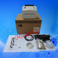Wholesale Zebra GK888T Label barcode Printer Support D and D barcode thermal or thermal transfer Printer