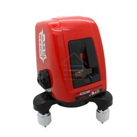 Wholesale New AK435 Degree Self leveling Cross Laser Level Leveler Red Line Point with Case order lt no track
