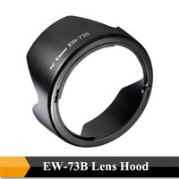 bayonet lens hood - EW B EW73B EW B Bayonet shape flower Lens Hood For Canon EOS EF S mm F4 IS mm f IS