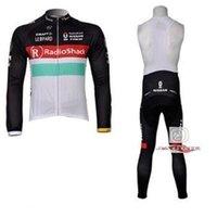 bicycle shack - 2015new kindRadio Shack factory bib long sleeve cycling jerseys wear clothes bicycle bike riding jerseys bib pants