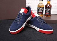 arrival casual sneakers - New Fashion Arrival Luxury Mens Casual Shoes Nubuck Leather Men Flat Shoes Fashion Shoes For Luxury Men sneakers Plus Size