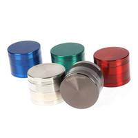 Wholesale 2015 metal herb grinder Sharp Stone parts mm herbal tobacco cnc teeth filter net dry herb vaporizer pen vaporizer vapor e cig