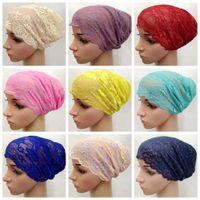Wholesale islamic lady scarf muslim lady s super hijab Islamica headscarves inside hijab