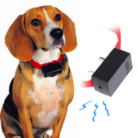 Wholesale New Hot Pet Supplies Electronic Anti Bark Dog Training Shock Bark Collar FNRG Terminator Controller Dog Training Obedience