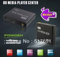 ad hdd - MINI HDMI Media Player support USB storage and MMC SD SDHC card AD player MKV amp Blu ray DVD movies full HD p usb dvd storage