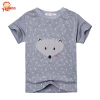 Wholesale 2016 Summer Fashion Boys T Shirts Brand Tops Children T Shirts for Boys Cotton Tees Cartoon Kids Clothes Roupas Infantis Menino