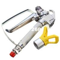 Wholesale Airless Paint Spray Gun High Pressure No Gas Spraying Machine