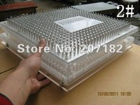 Wholesale Best Sell Capsule with Tamping Tool Holes Cpasule Filler Capsule Filling Machine Capsule Machine