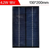 battery cell test - ELEGEEK W V mA mm Epoxy Resin Polycrystalline Solar Cell Mini Solar Panel for Charging V Battery DIY Solar System and Test