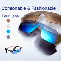 Wholesale Mini Camcorders sun smart glasses polarized Full HD Wifi control P Sunglasses Men Women sport sunglasses cycling camera