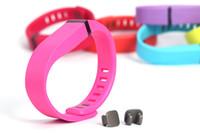 Wholesale FITBIT FLEX intelligent replacement bracelet wrist strap Wrist strap with metal buckle fitbi flex spot
