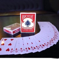 atom puzzle - Magic Cards Svengali Deck Atom Playing Card Magic Tricks Close up Street Magic Tricks Kid Child Puzzle Toy
