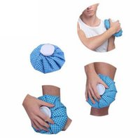 Wholesale Pain Relief Hot Cold Therapy Reusable Ice Bag Pack Wrap for Head Shoulder Back Knee etc