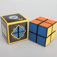 Wholesale ShengShou Magic Cube Professional x2 Matte Stickers Cubo Magico mm Puzzle Speed Classic Toys Learning Education