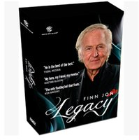 Wholesale Legacy by Finn Jon and Luis de Matos DVD